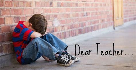 letter   teacher   kid