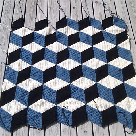 Crochet Patterns Crochet Blanket Pattern Tutorial 3d crochet blanket pattern pattern free