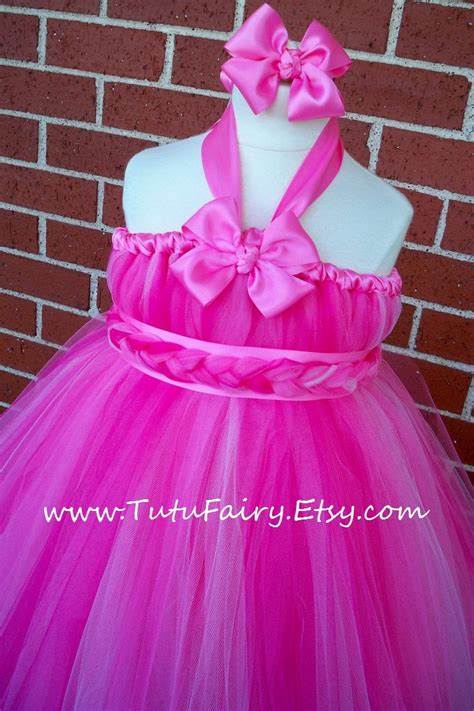 Dres Murah Fuschia Tutu Set With Hair Pin 17 best images about fashion show on costumes rainbow flowers and