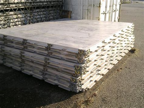 stacked 463l pallets think defence