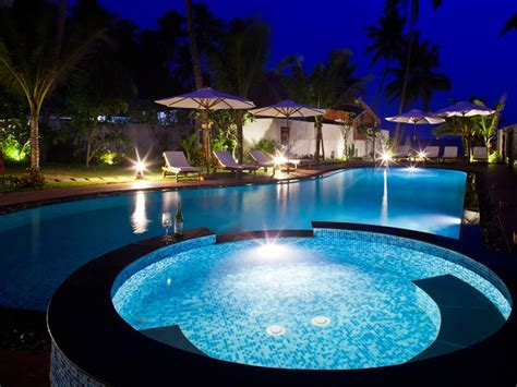 pool at night swimming pool at night windflower mui ne pinterest