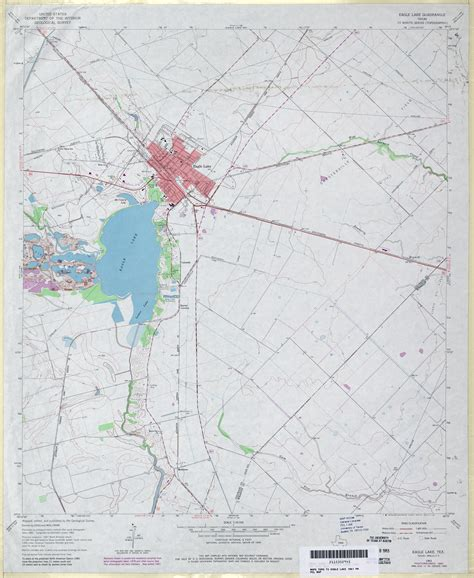 eagle lake texas texas topographic maps perry casta 241 eda map collection