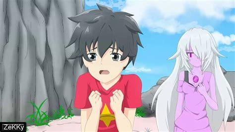 imagenes anime de steven universe si steven universe fuera anime corto ϟ fan animation