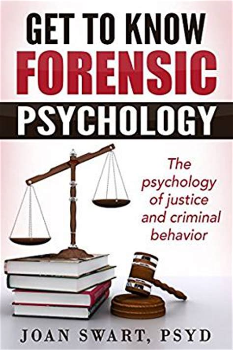 Paket Ebook Applied Psychology 3 get to forensic psychology the psychology of justice