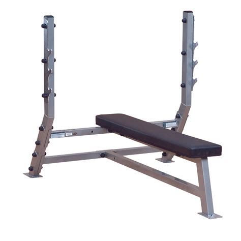 commercial olympic bench proclub line sfb349g flat olympic bench full commercial