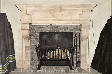17th Century Fireplaces by 17th Century Limestone Fireplace At 1stdibs