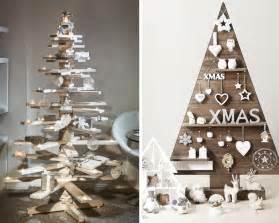 Bien Bois De Recuperation Decoration #3: d%C3%A9coration-scandinave-blanche-sapin-No%C3%ABl-bois-r%C3%A9cup%C3%A9ration.jpg