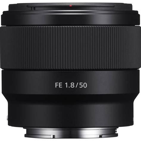 Sony Fe 50mm F1 8 Lens sony fe 50mm f1 8 e mount lens info
