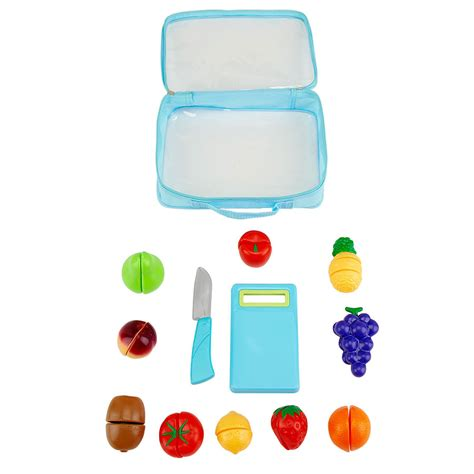 fruit r us just like home velcro fruits and veggies in bag toys quot r quot us
