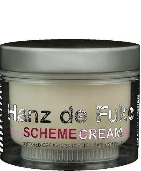 Hanz De Fuko Scheme Putih by Hanz De Fuko Hanz De Fuko Scheme Myhairandbeauty