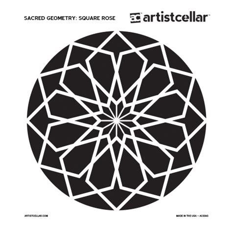 artistcellar sacred geometry series