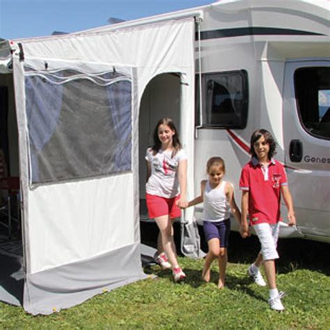 Fiamma Awning Side Panels by Fiamma Zip Large Awning Right Side Door Panel Leisure Outlet