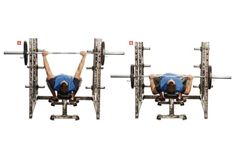 partial bench press the partial rep workout men s fitness