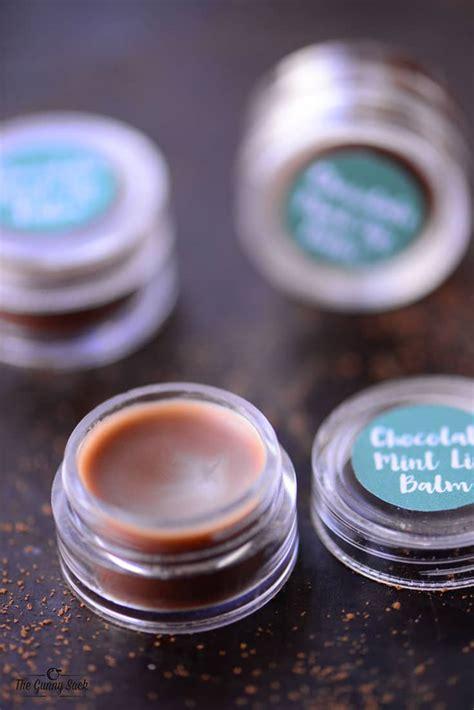 Cho Late Mint Lip Balm Recipe The Gunny Sack