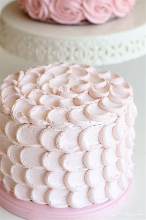 Cake Decorating Techniques simple and pink techniques to decorate cakes and cupcakes