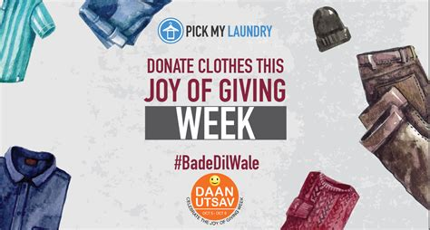 donate clothes this of giving week my laundry