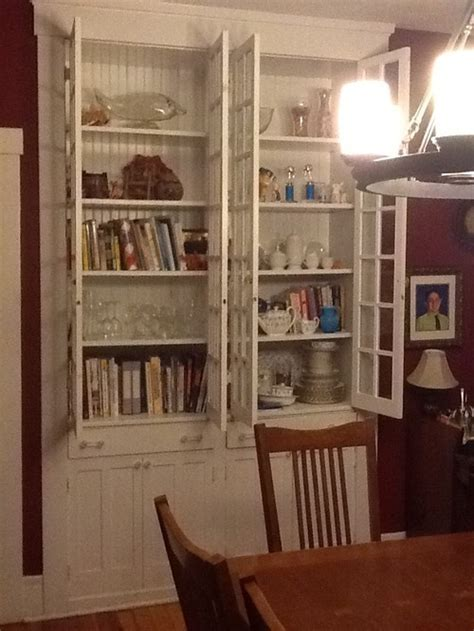 Dining Room Built In China Cabinet What To Do With Beautiful Built In China Cabinet In Dining