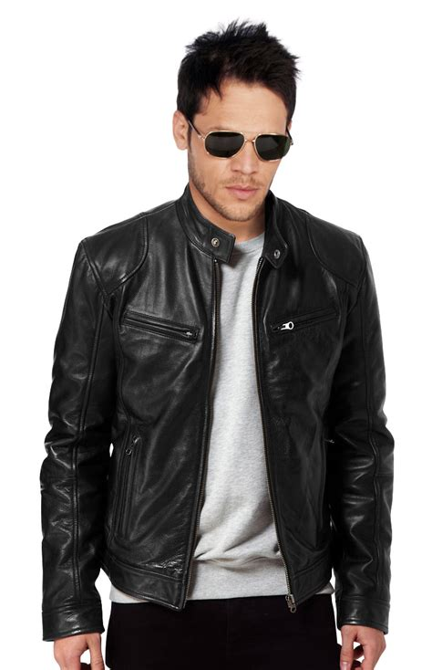 best mens biker 25 best leather jackets for men leather jackets and mens