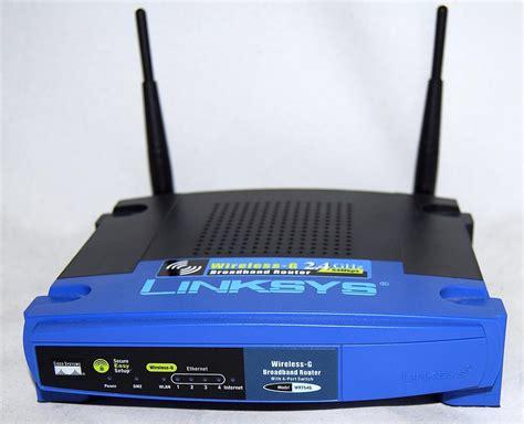 Wireless Router Linksys Wrt54g linksys wrt54g version 6 wireless g broadband router ebay