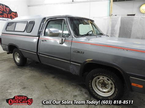 how cars work for dummies 1993 dodge d150 user handbook 1993 dodge d150 w150 for sale dodge other pickups runs drives body inter vgood 318v8 tow