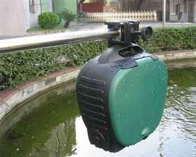 Pond Feeder china koi feeder pf 0701 china auto koi feeder auto pond feeder