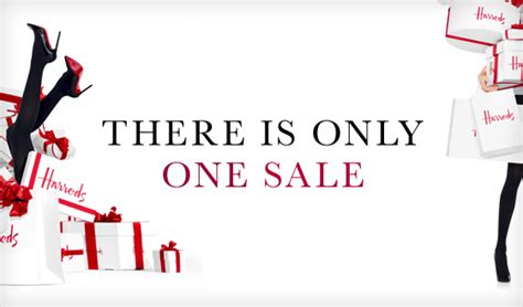harrods christmas sale shop in these great london january sales