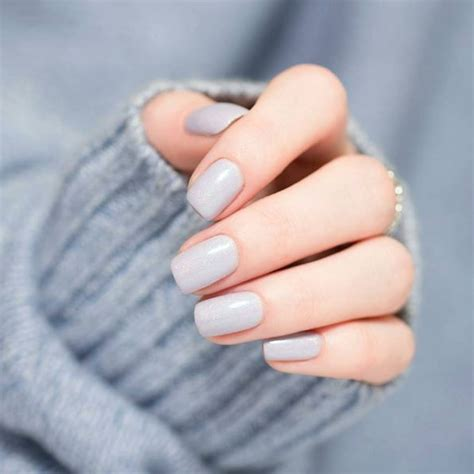 light grey nail 25 best ideas about grey nail on