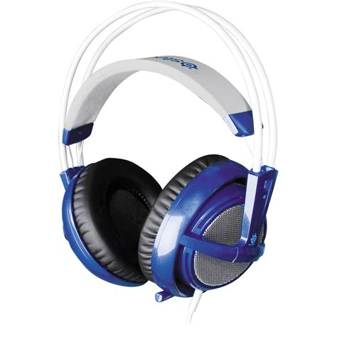 Headset Siberia Invictus Gaming steelseries siberia v2 size gaming headset blue 51107 b h