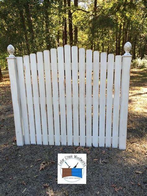 picket fence headboards best 25 picket fence headboard ideas on pinterest fence