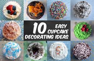 easy cupcake decorating ideas 10 easy cupcake decorating ideas kid magazine