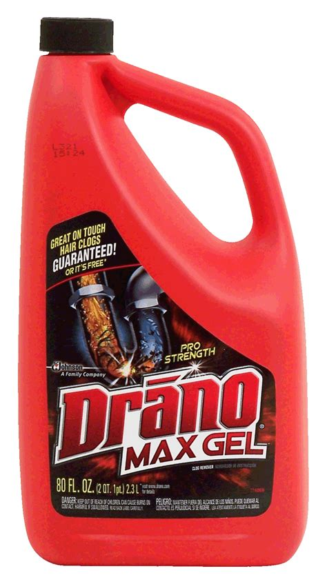 how to use drano max gel in kitchen 13 drano max gel clog remover chemical free drain