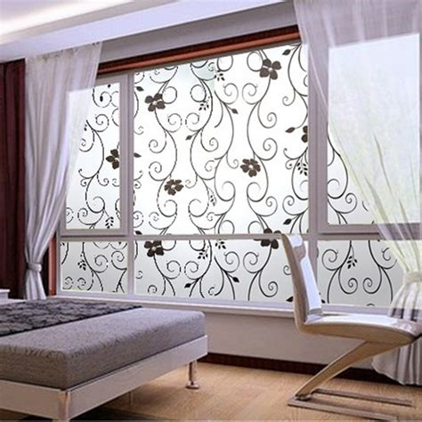 Stiker Kaca Motif Serat Anyam aliexpress buy diy wall decal decoration fashion