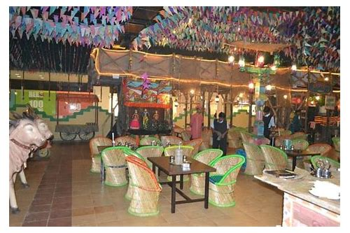 the village restaurant pune deals