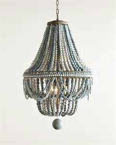 Beaded Chandelier Lighting Malibu Beaded 6 Light Chandelier Everything Turquoise