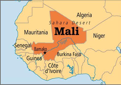 africa map mali algeria 171 socio economics history