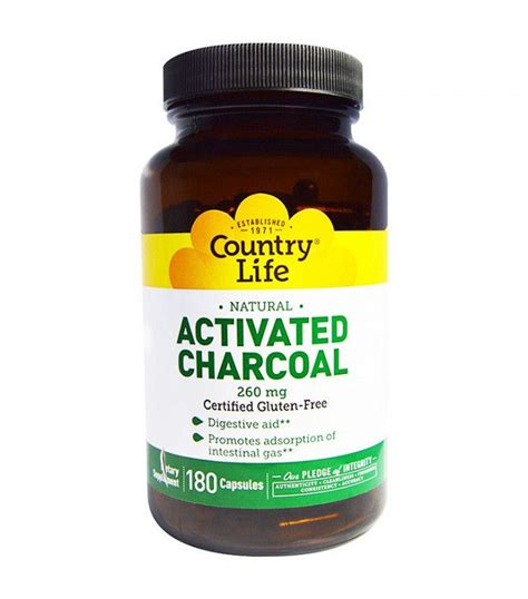 Dosage Of Activated Charcoal For Detox by 17 Best Ideas About Activated Charcoal Pills On