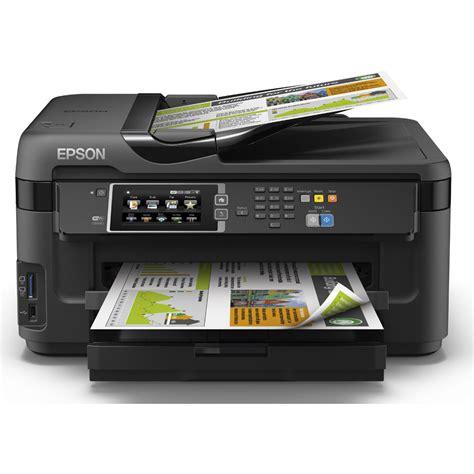 Epson Workforce Wf 7610dwf A3 Colour Multifunction Inkjet