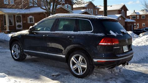 Vw Touareg Is A Solid Suv For Families Wheels Ca