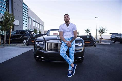 T Shirt Rolls Royce Grey Anime conor mcgregor leans on his rolls royce sporting a dolce gabbana t shirt and sneakers and his