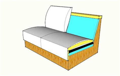 Sofa Tangan 1 tangan sakti bin ajaib membuat 2 seat sofa minimalis