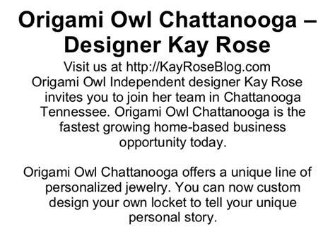 Origami Owl Designer Login - origami owl chattanooga