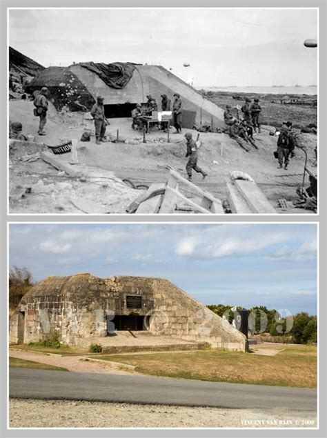photography today a history 0714845639 then and now saint laurent sur mer 169 normandy ww2 then now guerre en normandie