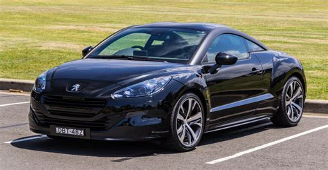 car peugeot price 2016 peugeot rcz review caradvice