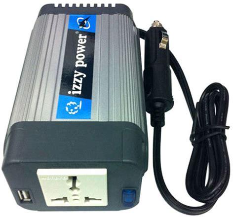 Power Inverter 300 Watt Dengan Colokan Usb izzy power dc to ac car inverter ht e 150 12 150 watt 12
