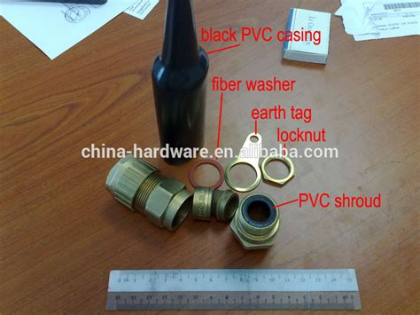 Cable Gland Explosion Proof Cmp M25 Brass Nickle Plated exd ii brass explosive proof hazardous area proof armoured bronze marine waterproof cable