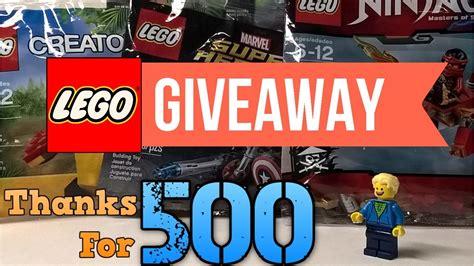 Lego Giveaway 2017 - free lego giveaway may 2017 youtube