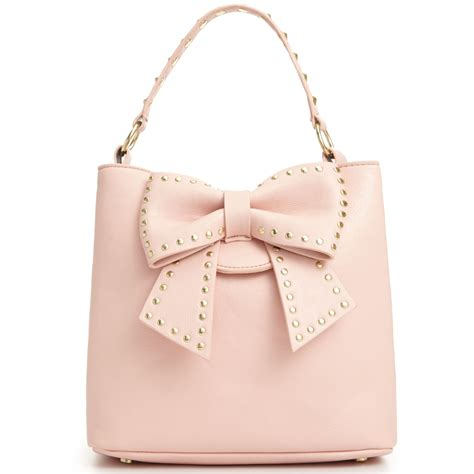 Betsey Johnson For Valentines Day 2 by Lyst Betsey Johnson Hopeless Bag In Pink