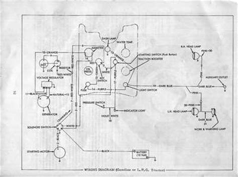 allis chalmers 200 wiring diagram solved wiring diagram for a 1959 allis chalmers d 12 fixya