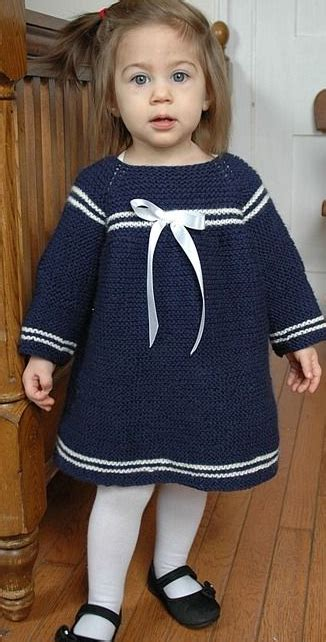 Sailor Sweet sweet sailor knit dress pattern allfreeknitting