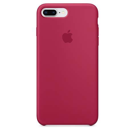 iphone     icin silikon kilif guel kirmizisi